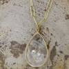 Phantom Quartz Pendant (Chain Sold Separately)