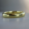Gold Rounded Band