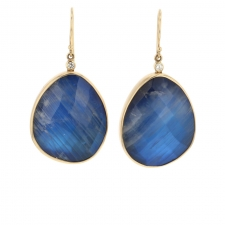 Rainbow Moonstone Earrings Image