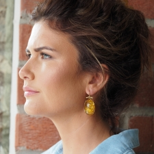 Baltic Amber Earrings Image