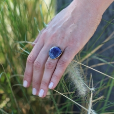 Tanzanite Branch Ring Image