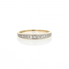 Gold and Platinum Wedding Band