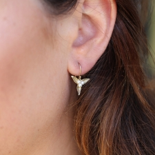 Quin Gold Earrings