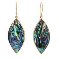 Abalone Kite Earrings Image