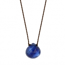 Faceted Kyanite Zen Gems Necklace Image