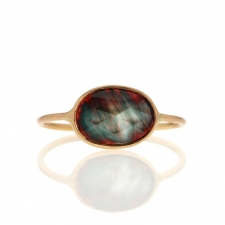 Oregon Sunstone Ring Image