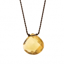 Citrine Zen Gems Necklace Image