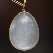 Speckled Snow Moonstone Pendant (Chain Sold Separately) Image