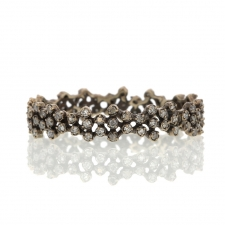 Diamond Cluster Eternity Band