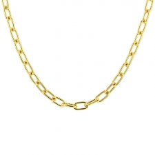 Heavy Weight 18k Gold Chain Image