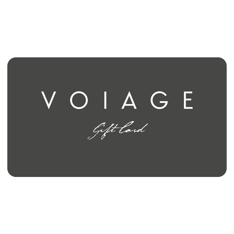 Voiage Gift Card - $2,500