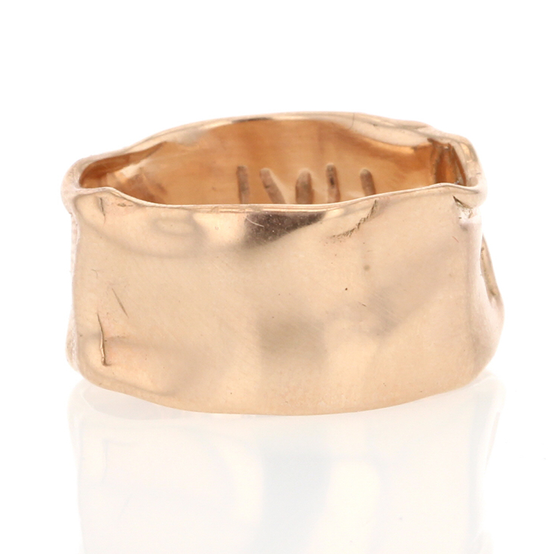 Rose Gold Fascia Ring