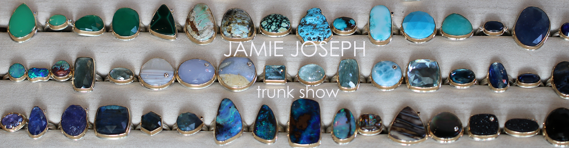 Jamie Joseph Trunk Show at Voiage Los Angeles