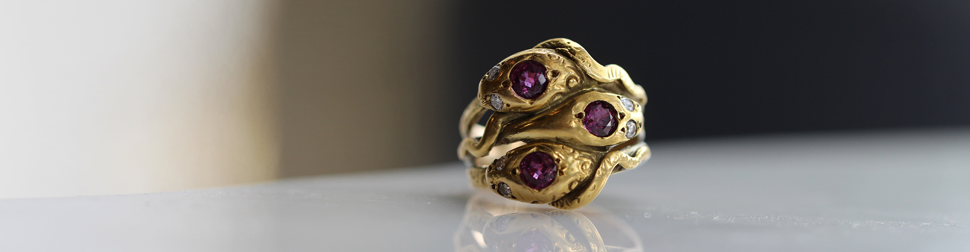 See our selection of Vintage Fine Jewelry at Voiage Los Angeles