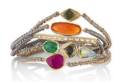 Focus on Brooke Gregson latest Jewelry Arrivals
