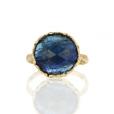 All Gold Kyanite Lace Ring Image