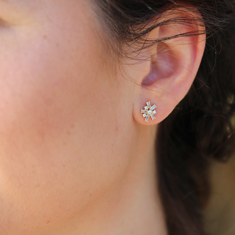 d yellow australian gold white studs products opal earrings and diamond stud